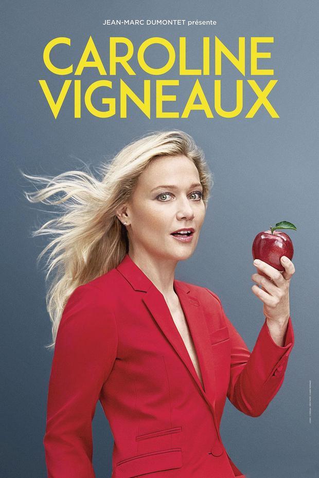 15x2 places pour Caroline Vigneaux