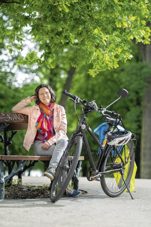 Véronique Guichard est bénévole chez Greenpeace
