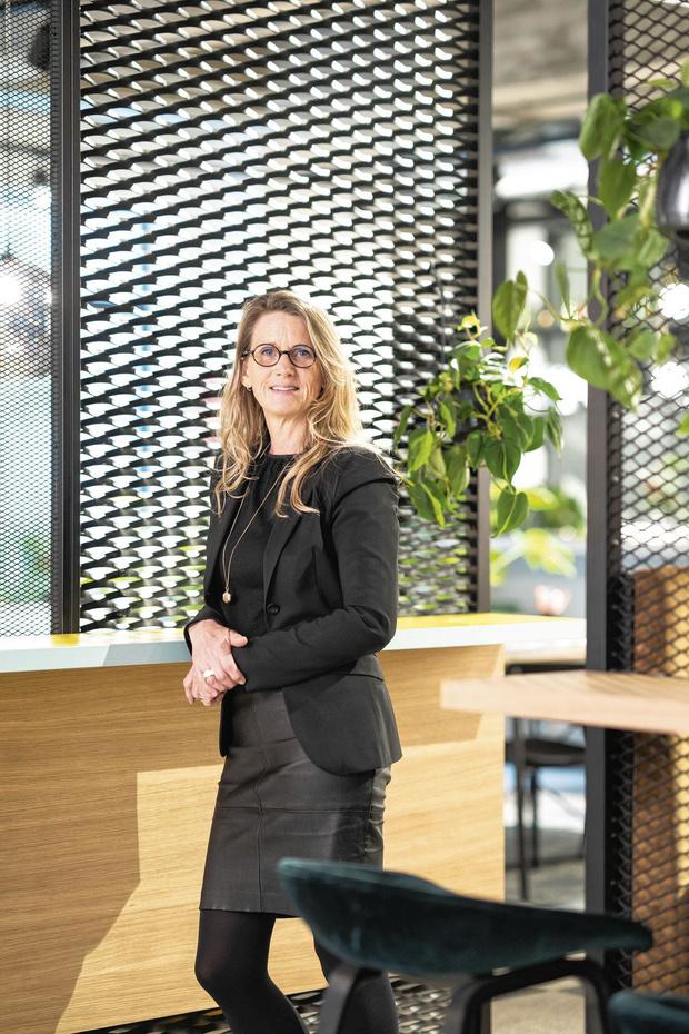 Anouk van Oordt réinvente les entreprises