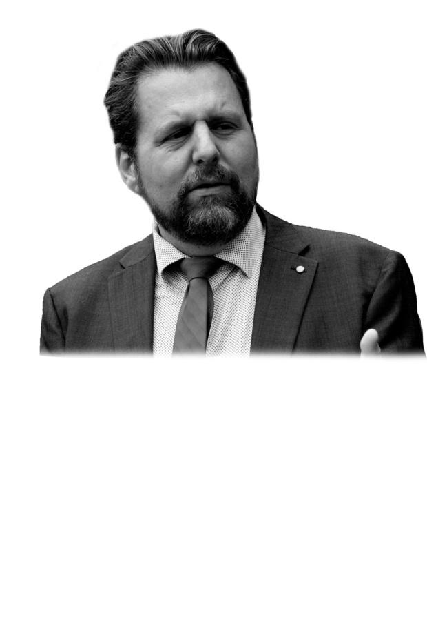 Benoît Gilson - Oud-journalist leidt Infrabel