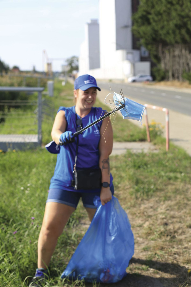 River Cleanup van Gent tot Pepinster