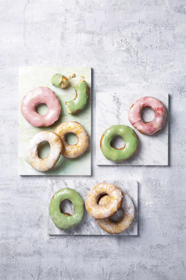 Ouh pinaise! L'authentique recette des donuts