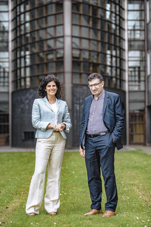 Les ambitions internationales du BioPark de Gosselies