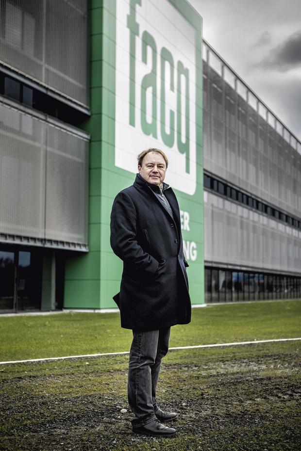 """Damien Vanden Dael (Facq): """"Nous sommes une partie de la solution aux problèmes climatiques"""""""