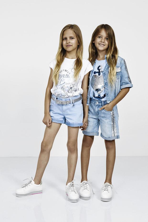 Mode enfants: trois tendances pour le printemps-été 2020