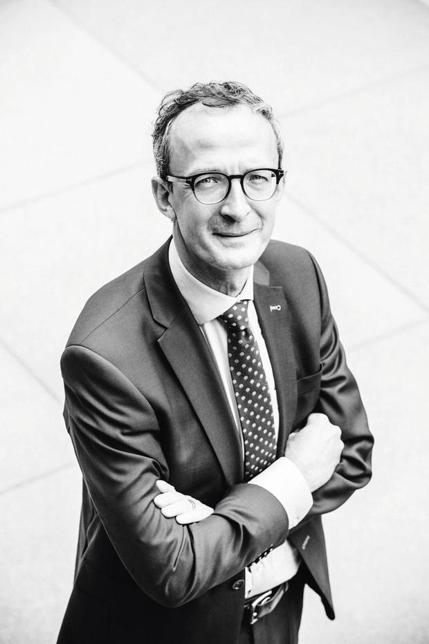 DEME-CEO Luc Vandenbulcke