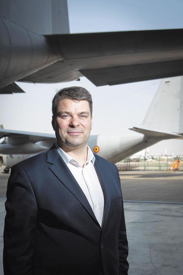 'Onze toekomst zit bij de F-16's'
