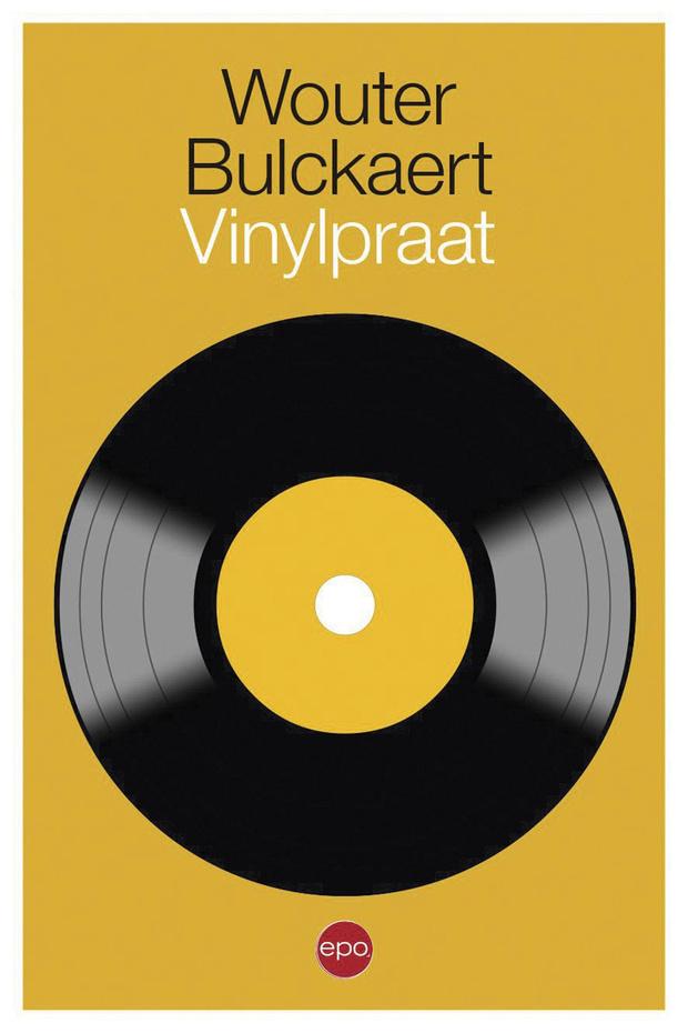 Vinylpraat van Wouter Bulckaert