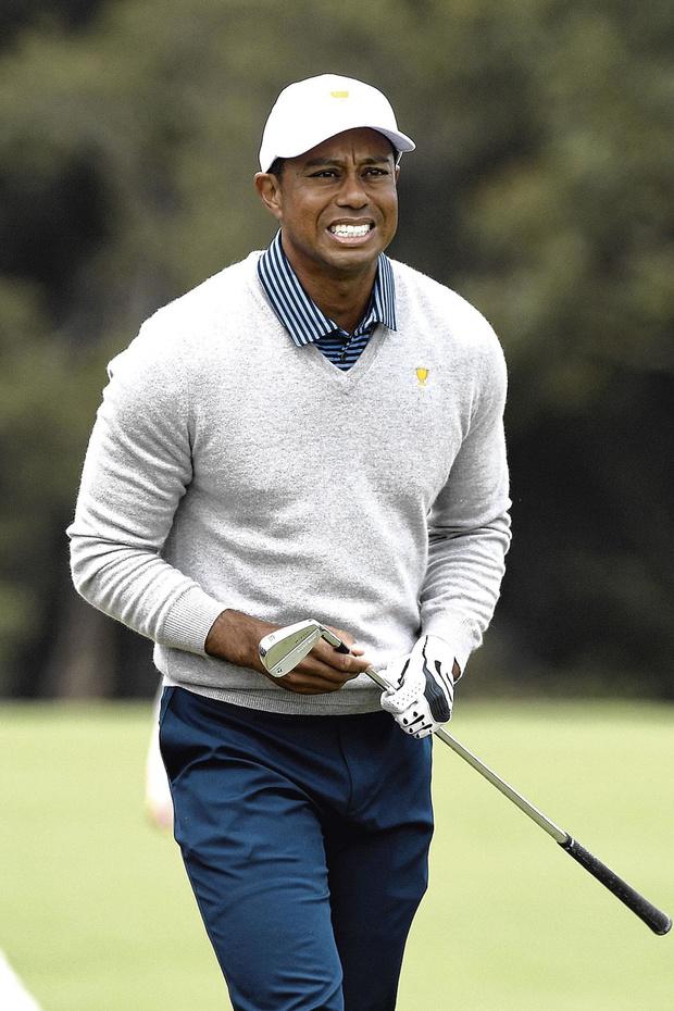 Revoilà Tiger Woods
