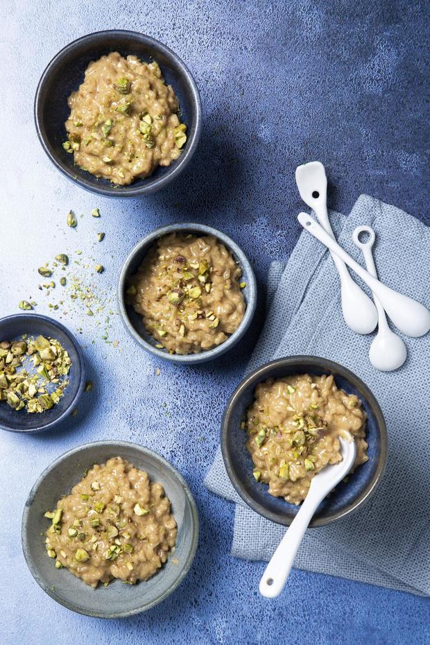 Romige Indiase rijst