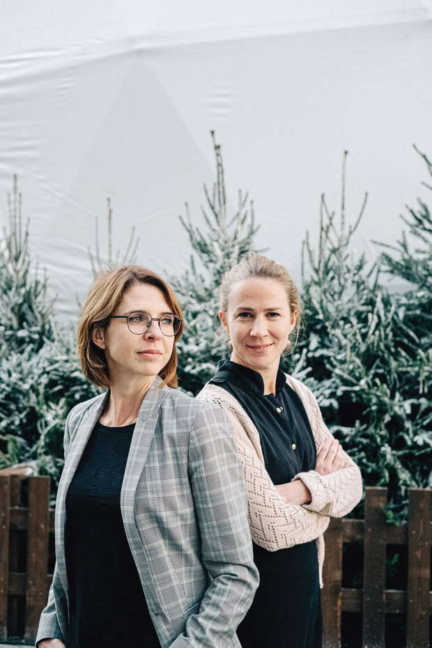 Sarah Tak van de Belgische vzw Klimaatzaak