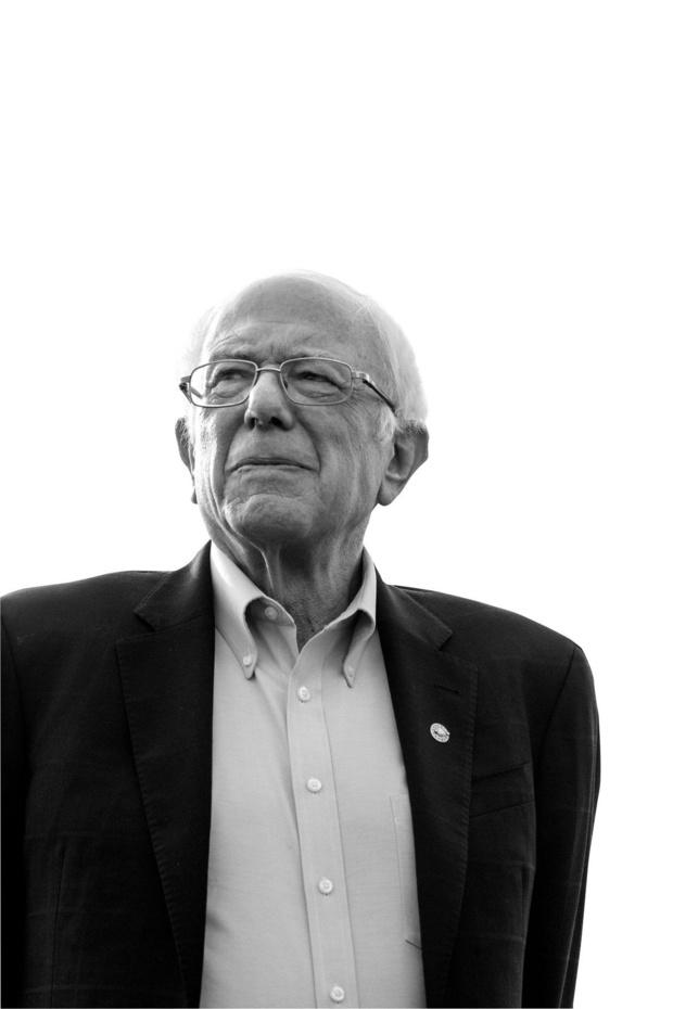 Bernie Sanders - Zegevierende Democraat