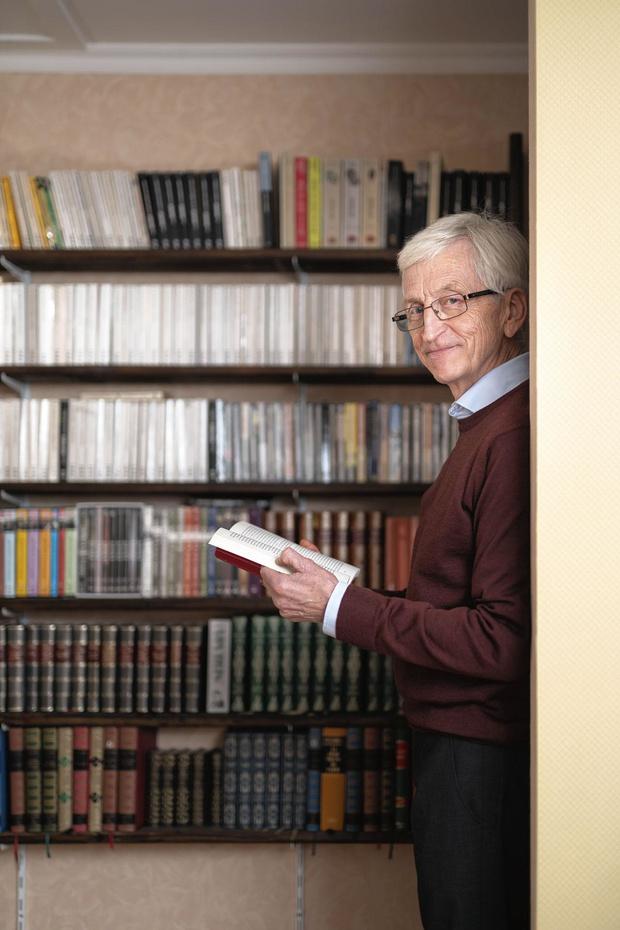"""Rencontre avec Armel Job : """"Le livre est le bien du lecteur"""""""