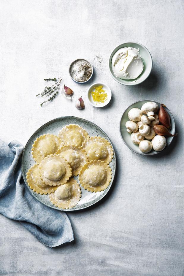 Voici comment confectionner vos propres raviolis