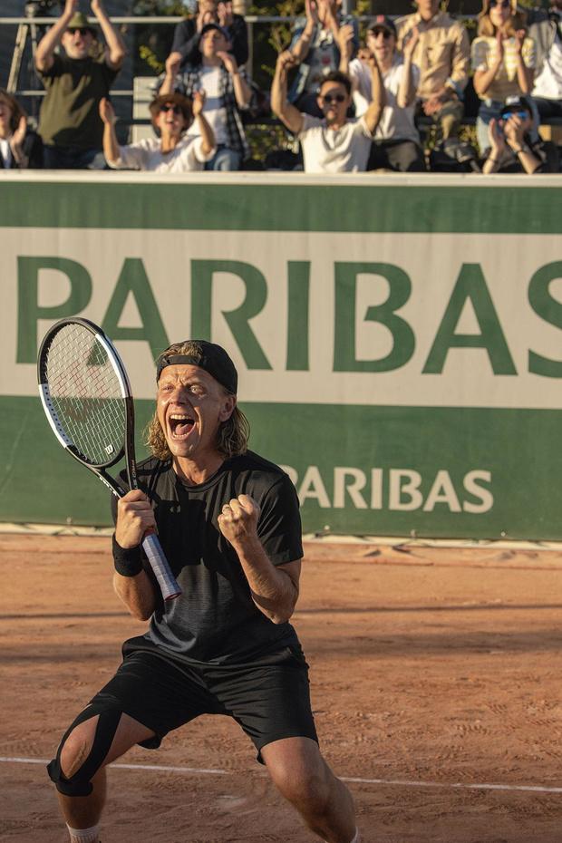 """Quentin Reynaud: """"J'avais le sentiment qu'aucun film n'avait traduit la difficulté psychologique et physique du tennis"""""""