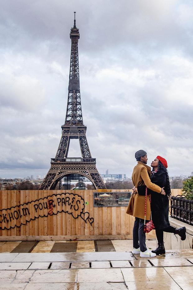 Ook Parijs is zone 30
