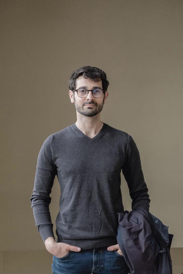 """Thomas Denise, sociologue et chercheur au Cerrev: """"En réanimation, on apprend à travailler avec le mourir"""""""