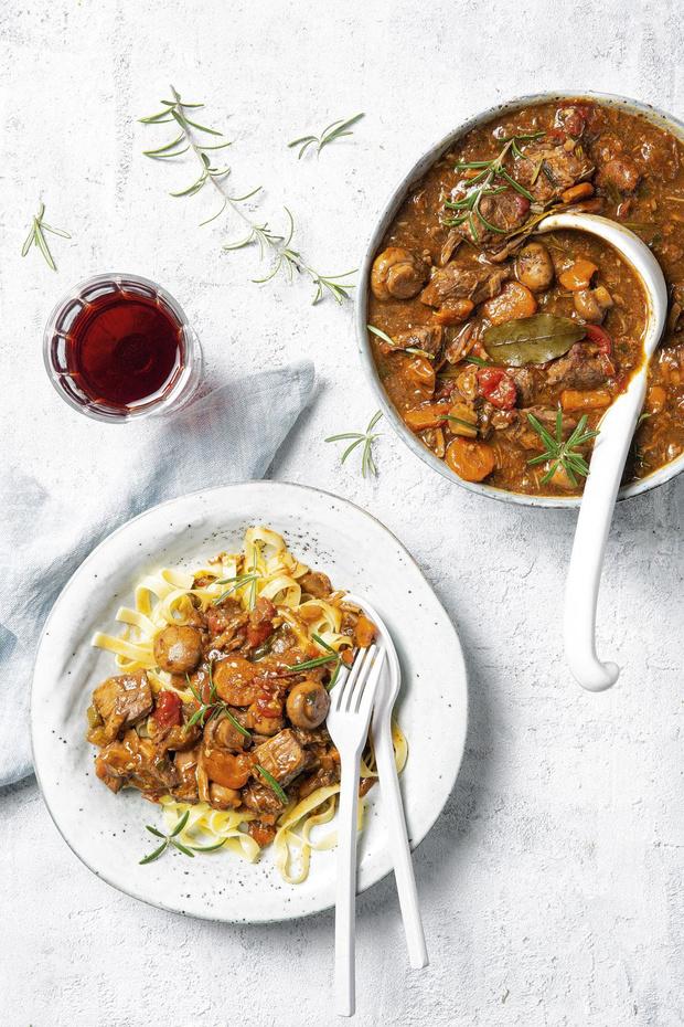 Notre recette de brasato al barolo, cousin italien du boeuf bourguignon