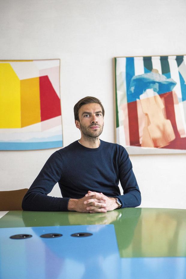Sébastien Caporusso est notre Designer de l'année 2021: 'La durabilité n'est plus en option'