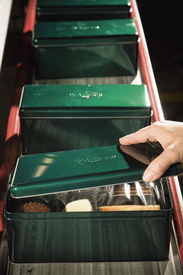 En visite chez Delacre: toutes les finesses du biscuit