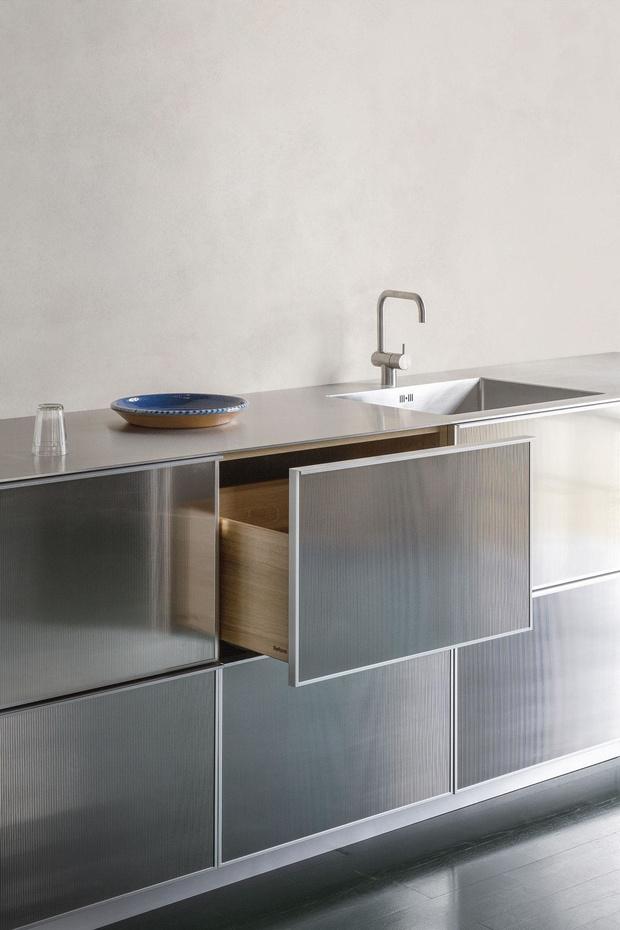 Nouvel cuisine: Franse architect Jean Nouvel ontwerpt keukenkastjes voor Reform