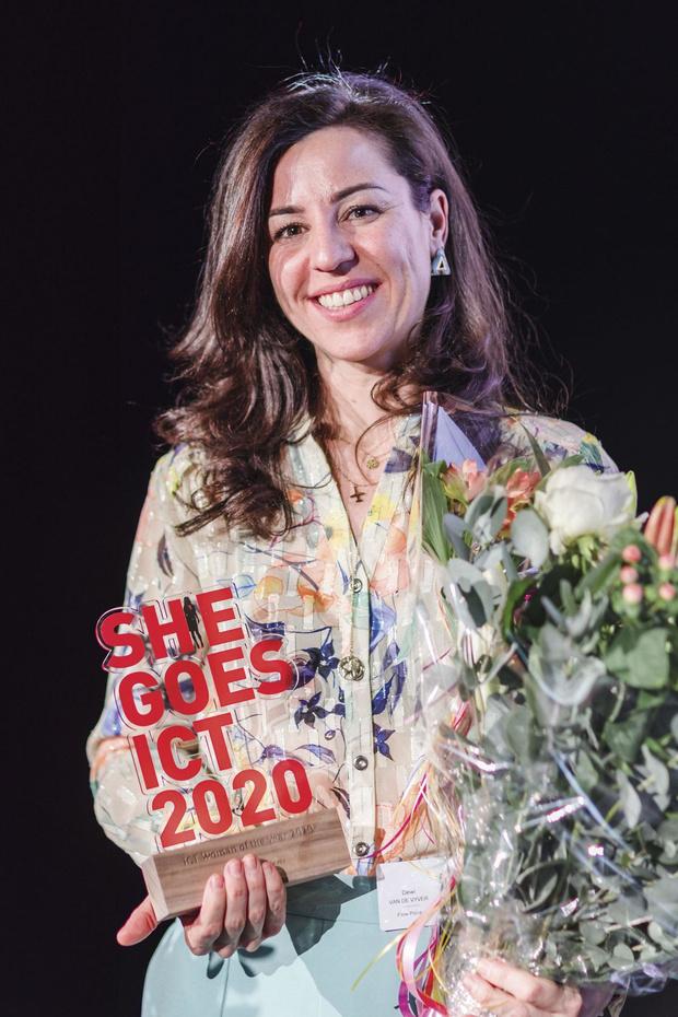 C'était She Goes ICT 2020