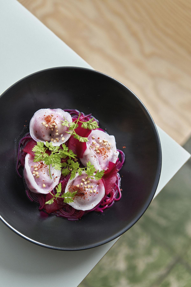 Crystal veggie dumplings et wrappers sans gluten