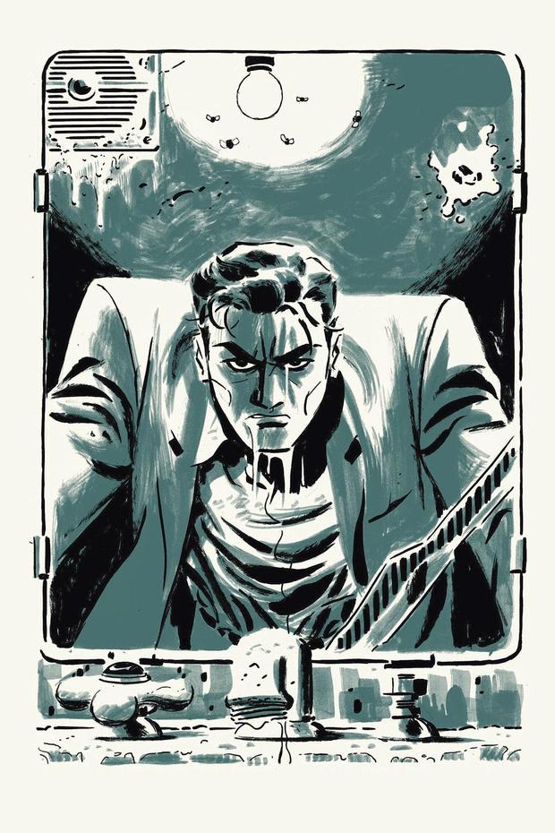 Bande dessinée: le cas Parker, pour l'amour des méchants