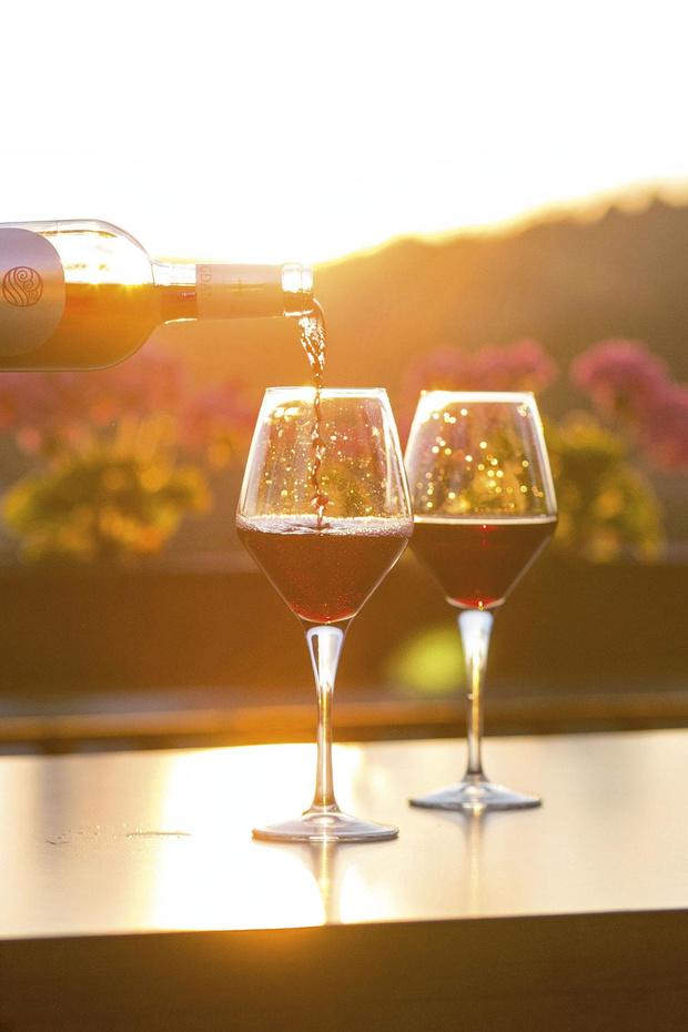Vin: la preuve que le rouge aussi peut aimer l'été