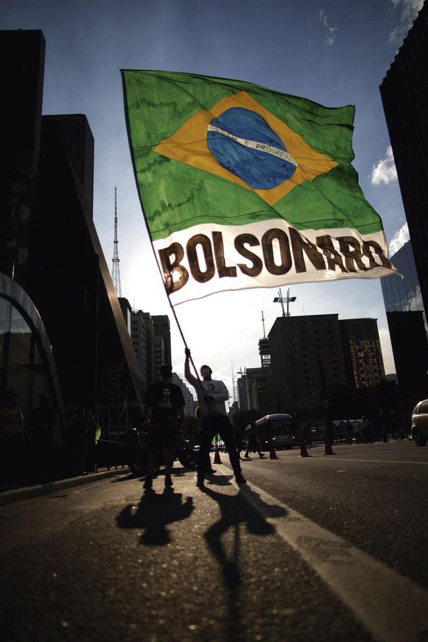 Bolsonaro blijft knokken