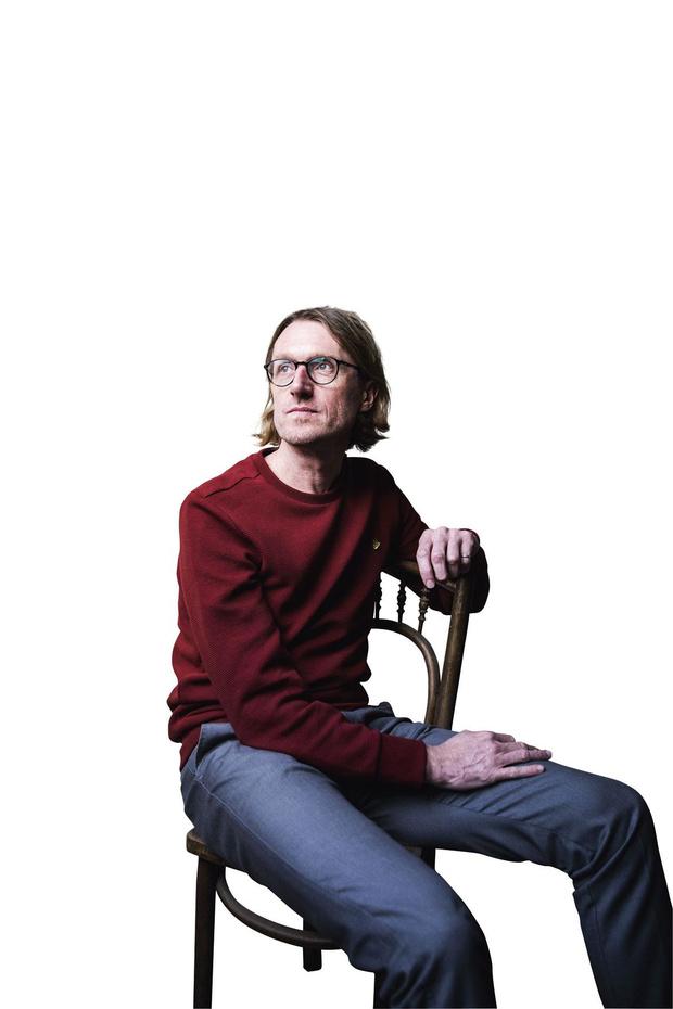 Ignaas Devisch, philosophe et boulimique (portrait)