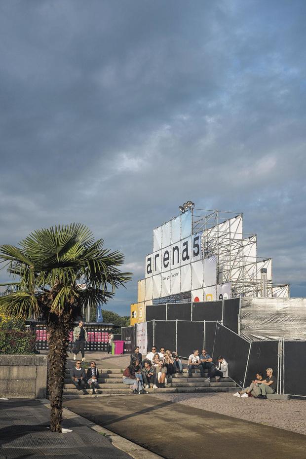 """""""Philippe Close a toujours voulu faire un """"grand festival"""" à Bruxelles"""""""