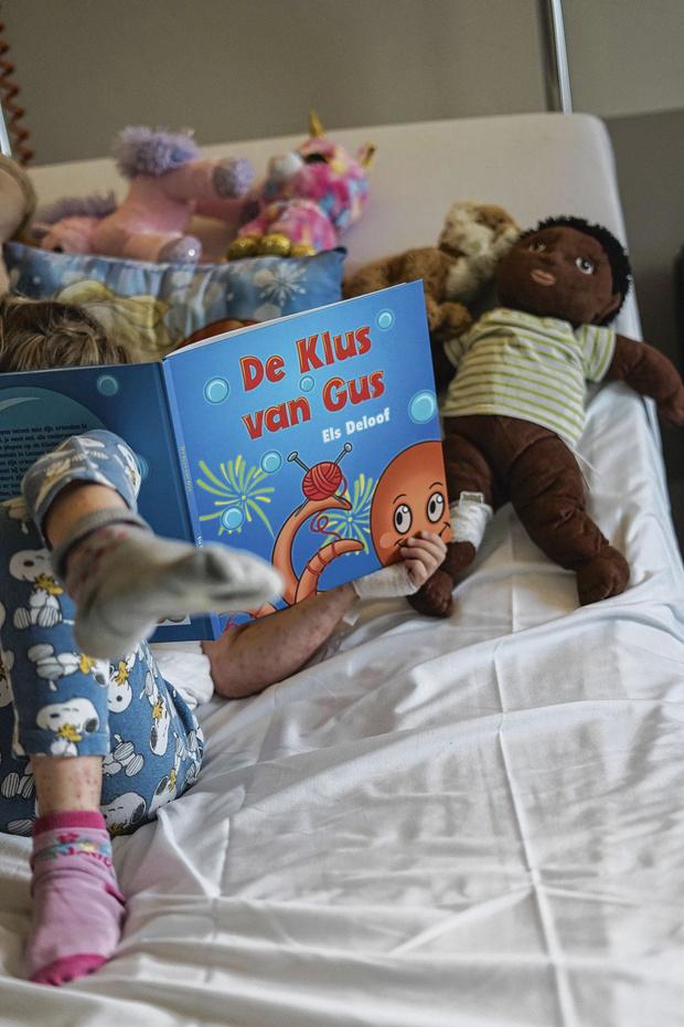 Kinderarts schrijft kinderboek
