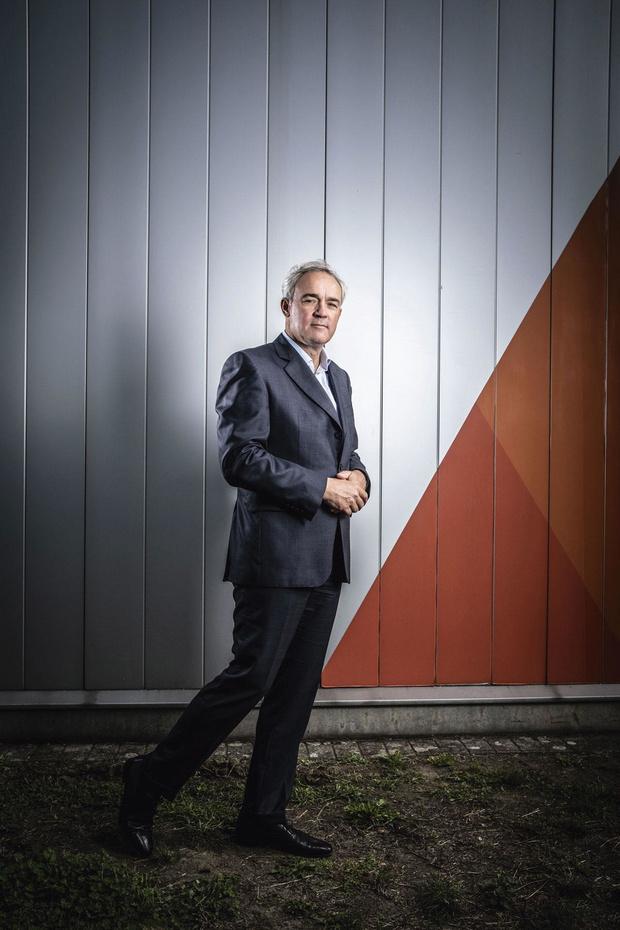 Gaëtan Hannecart (CEO vastgoedontwikkelaar Matexi): 'De sector zal het moeilijk krijgen'