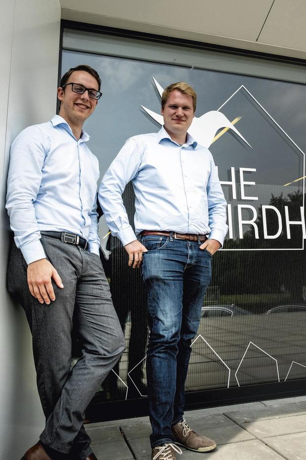 Drie veranderingen bij accelerator Birdhouse