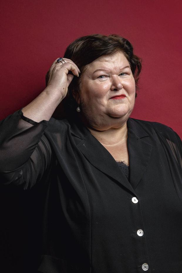 """Les Belges décrédibilisent Maggie De Block: """"Moi, au moins, j'ai mouillé ma chemise"""" (entretien)"""
