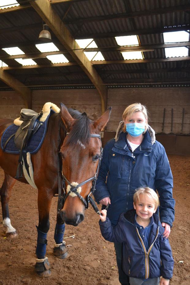 Vier extra dagen ponykamp in 't Gavergoed
