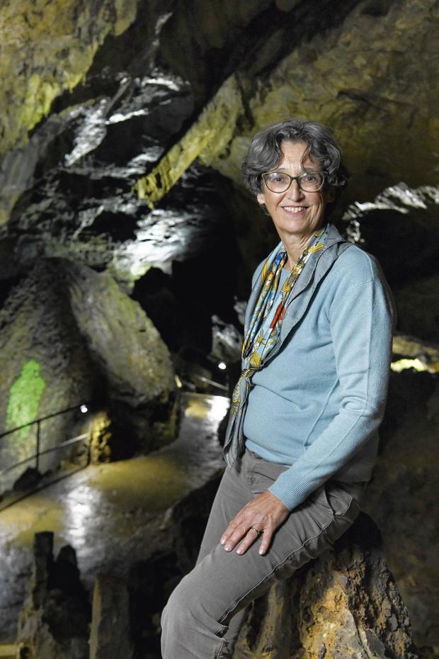 Brigitte Malou (CEO du Domaine des Grottes de Han): La nouvelle vie d'un domaine historique