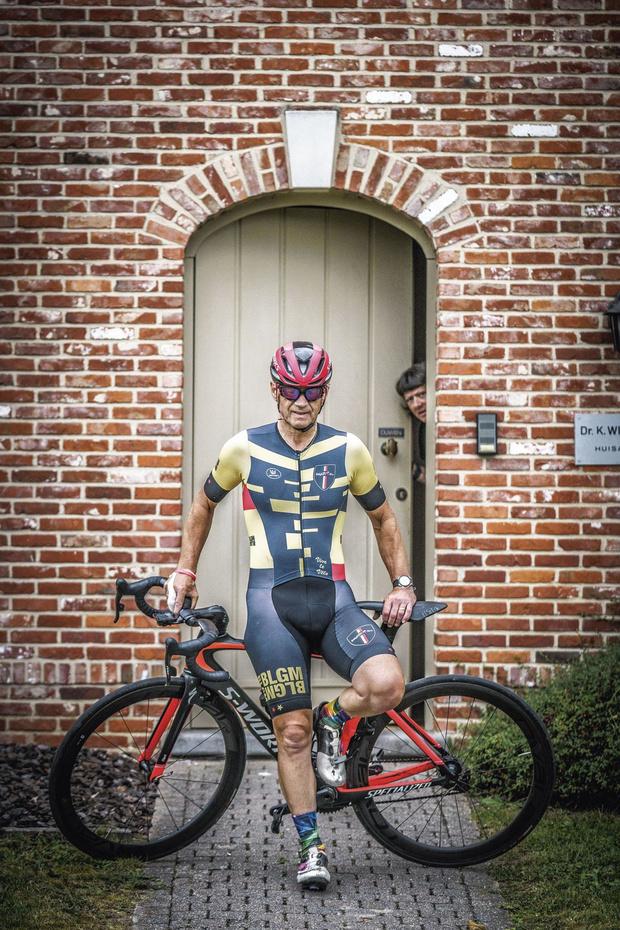 'De fiets heeft mijn leven gered'