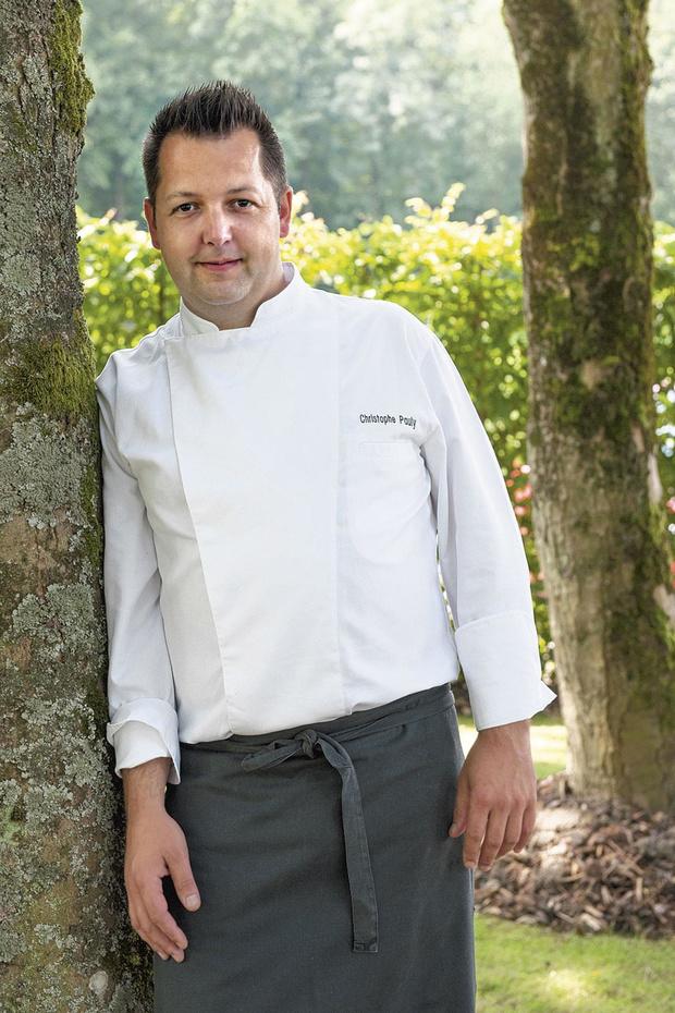 Christophe Pauly (Le Coq aux Champs), chef de l'année