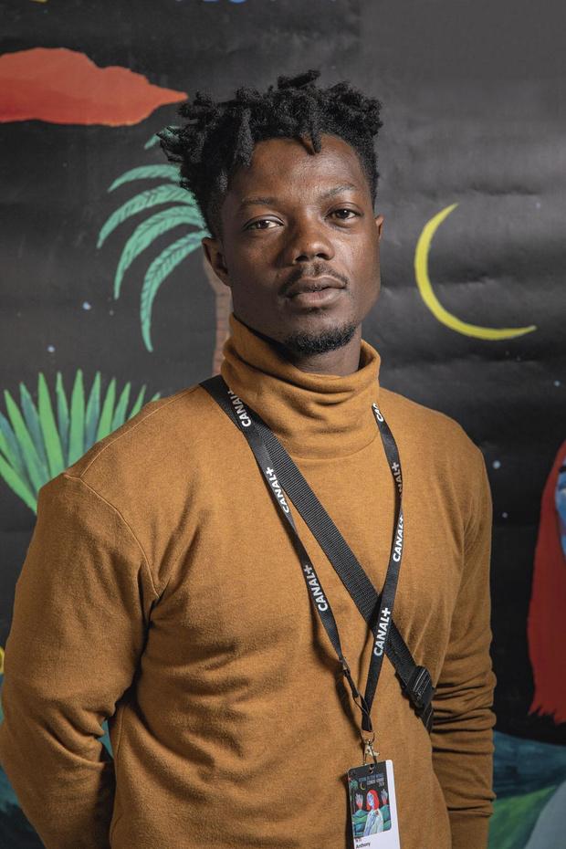 Portrait: Anthony Nti, un Belgo-Ghanéen dans la shortlist des Oscars