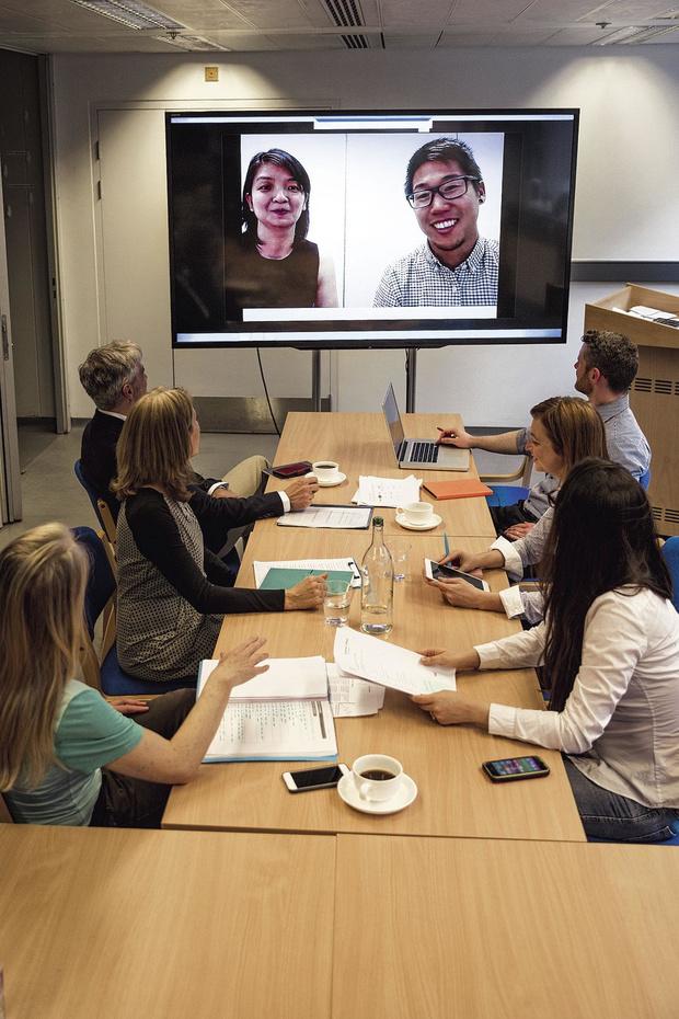 2. La vidéoconférence peut-elle remplacer toutes les réunions ?