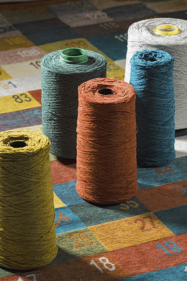 Déroulez le tapis