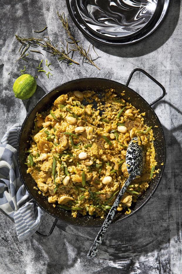 Recette: la paella valenciana, dans les règles de l'art