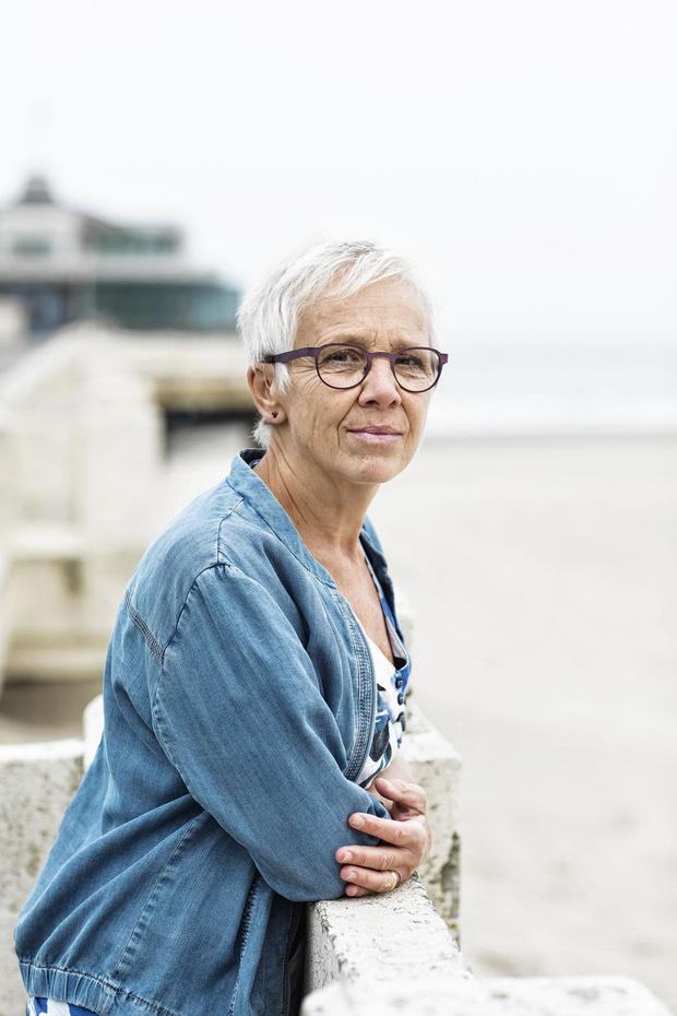 Katrien Vervaele vertelt verhalen van de zee