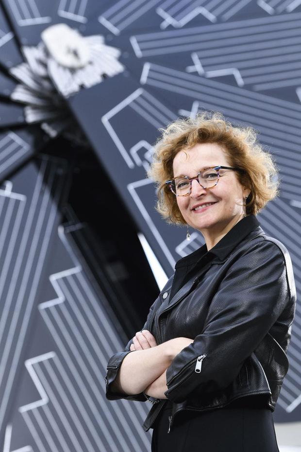 Marie-Pierre Fauconnier (CEO de Sibelga): Le moteur de la transition énergétique des Bruxellois