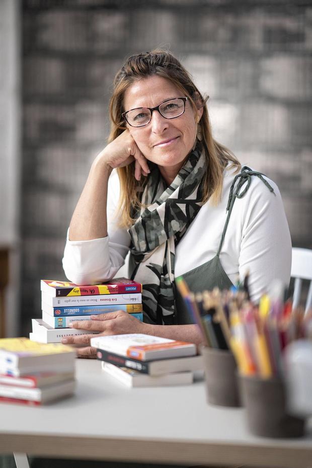 Christel Hérion concocte des box littéraires