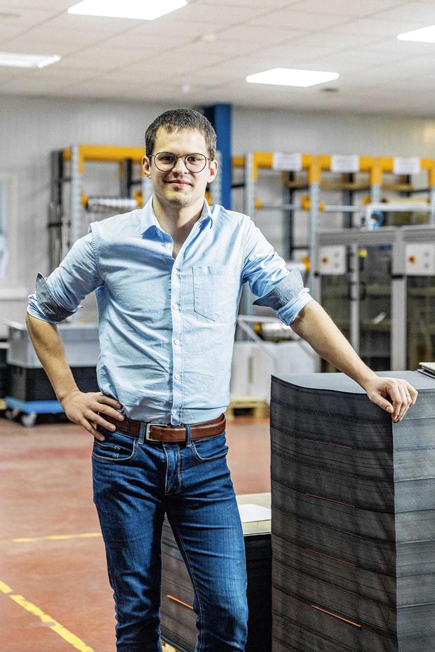 Ieperse kaartspecialist SG Technologies komt in Oostenrijkse handen