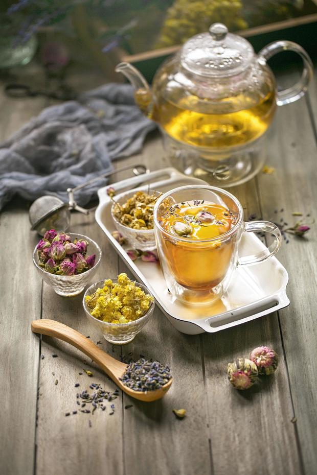 Les vertus des thés et tisanes