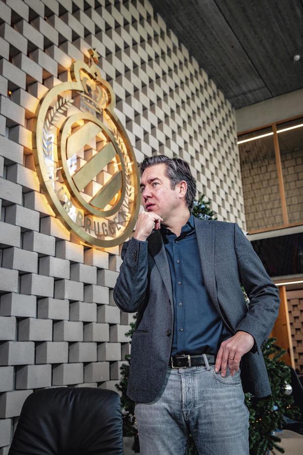 Club Brugge-CEO Vincent Mannaert: 'Het Belgisch voetbal mist een helder kader'